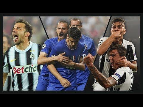 Juventus 2011-2018 ● Le partite più belle |HD|