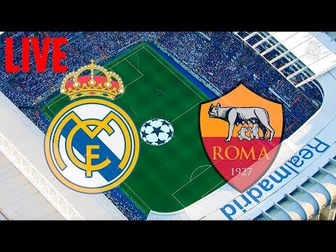 Real Madrid vs Roma Live