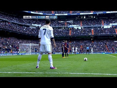Cristiano Ronaldo Impossible Goals