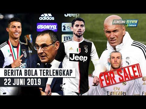Ronaldo DITANTANG 🔥 Madrid Akan Jual 13 Pemain 😱 Jorginho Ke Juve (Berita Bola Terlengkap)