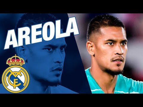 Alphonse Areola | NEW Real Madrid player