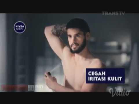 Iklan Nivea Men Black & White Deodorant [with Real Madrid] [15 Detik]