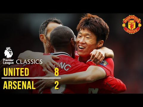 Manchester United 8-2 Arsenal (11/12) | Premier League Classics | Manchester United