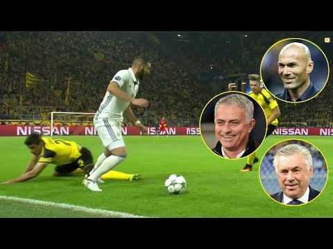 Why every coach is Crazy about Benzema ?