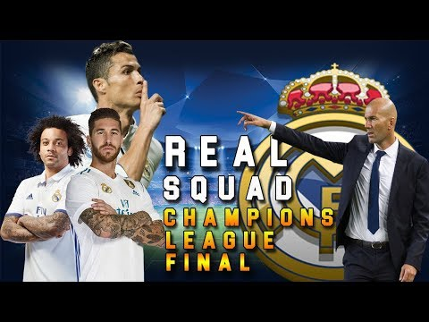 Real Madrid announce squad for Champions League Final against Liverpool | Uefa Champions league 2018