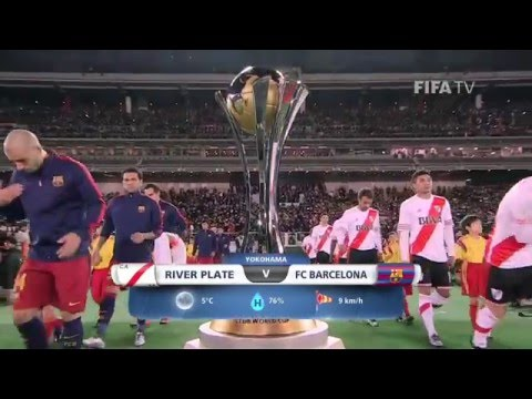 FINAL Highlights: River Plate vs Barcelona – FIFA Club World Cup Japan 2015