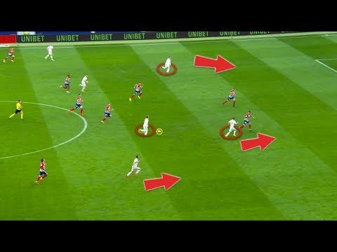 Real Madrid Teamwork, Combinations, Counter Attacks 2019   HD