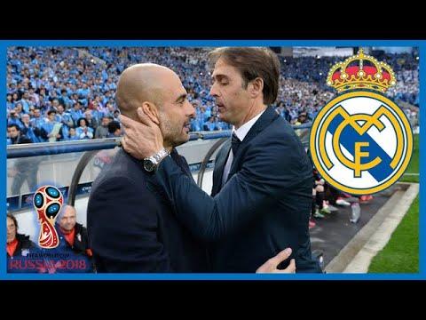 Dix choses à savoir sur Julen Lopetegui, le nouveau coach du Real Madrid