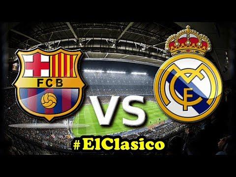 BARCELONA vs REAL MADRID | Prediksi El Clasico 28 Oktober 2018 | Prediksi Skor Anda?