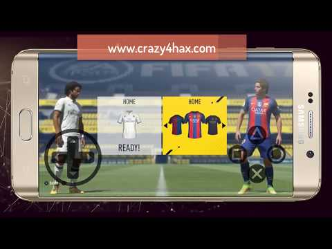 FIFA 17 For ANDROID Gameplay + Download || Barcelona vs Real Madrid