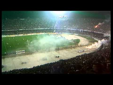 Napoli – Juventus 3-0, coppa Uefa 1988-1989, quarti di finale