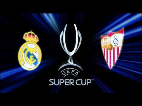 Live stream UEFA Super Cup :  Real Madrid VS Sevilla