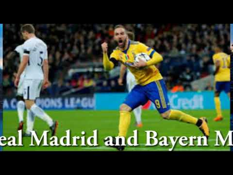 Champions League; Real Madrid, Bayern secure semi final ticket