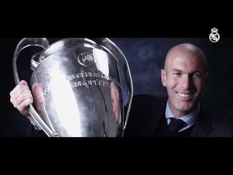 ZINEDINE ZIDANE |The return of a Real Madrid hero
