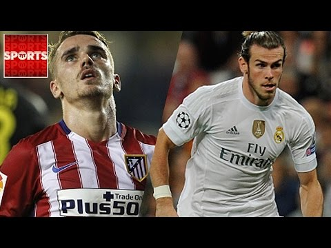 MADRID DERBY! Real Madrid Vs. Atletico Madrid 2015!