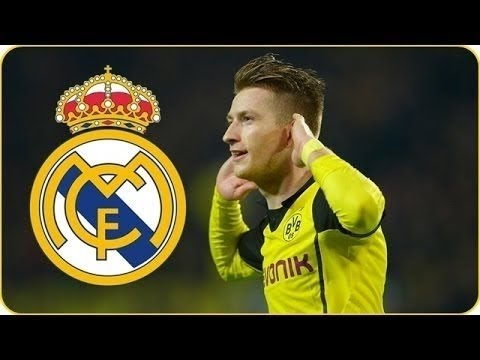 Marco Reus ● Welcome To Real Madrid ● Amazing Skills ● 2015