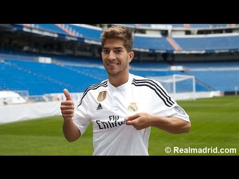 Lucas Silva Fantsatic Long Shots – Welcome To Real Madrid 2015