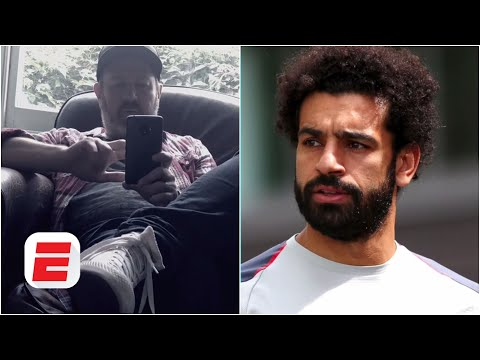 Mo Salah's unanswered calls & Mbappe in Madrid's airport: How a transfer rumour is formed | ESPN FC