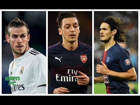 Has Gareth Bale found a new club after Real Madrid? What's next for Ozil & Cavani? | Transfer Rater