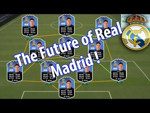 2016/2017 Real Madrid Squad ! -NEW TRANSFERS/TRANSFER RUMORS AND MORE!-