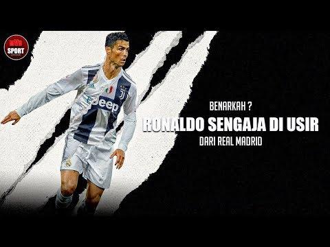 SEDIH !! Inilah Fakta Mengejutkan Kenapa Ronaldo Pindah Ke Juventus.