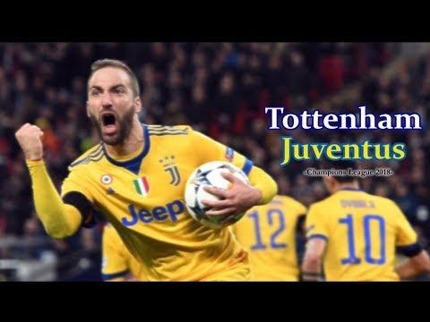 Tottenham – Juventus 1-2 (SANDRO PICCININI) 2018