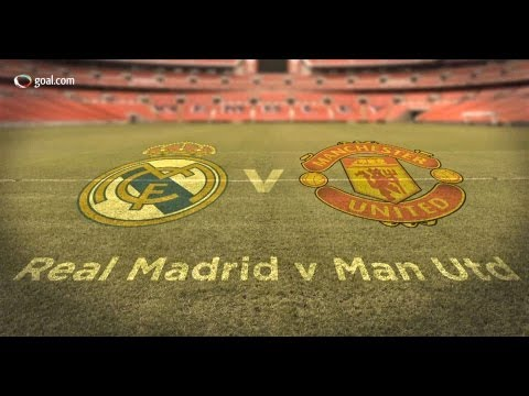 Real Madrid v Manchester United Preview – Champions League 2013