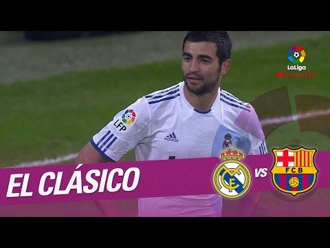 El Clásico – Resumen de Real Madrid vs FC Barcelona (1-1) 2010/2011