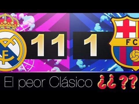 LA VERDAD DEL REAL MADRID 11-1 FC BARCELONA | Rafael Escrig