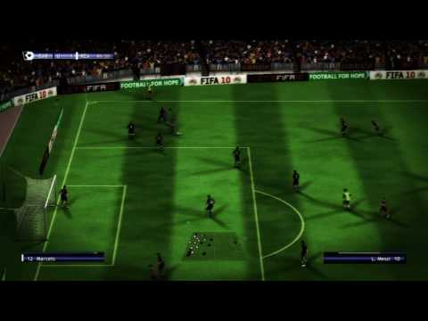 FIFA 10 PC [HD] – Next-Generation Graphics Patch Presentation – Real Madrid vs Barcelona