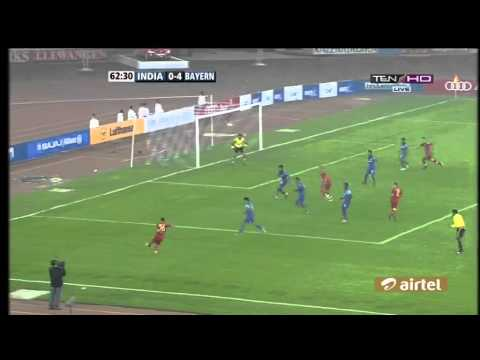 India vs Bayern Munich Full Match HQ Part 8 of 12.mp4