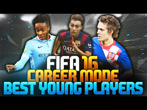 FIFA 16 CAREER MODE BEST YOUNG PLAYERS – HIGHEST POTENTIAL AGE 16-22 – Officially Biggest Talents!