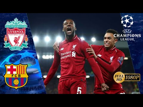 Liverpool – Barcelona 4-3 | Highlights UEFA Champions League 2019