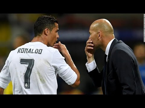 Real Madrid Beautiful Attacking Football – Zinedine Zidane Legacy – 03 champions League In A Row