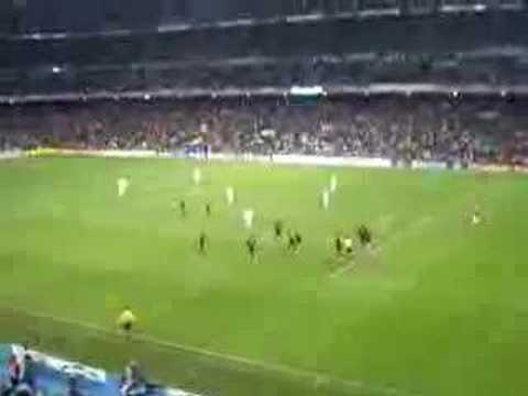 Mirko Vučinić: Bernabéu in silenzio (Real Madrid-Roma 1-2)