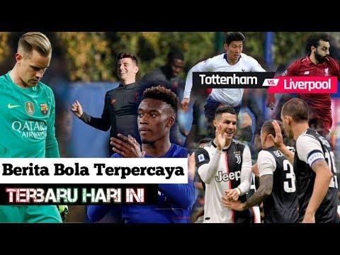 LIVE Streaming Liverpool vs Tottenham 🔴 Mourinho GANTIKAN Zidane di Real Madrid? 🔴  Berita Bola