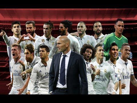 Real Madrid – All 106 La Liga Goals – 2016/2017 HD