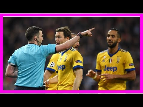 Breaking News | Michael Oliver's next game revealed after Real Madrid penalty decision