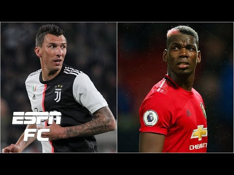 Is Paul Pogba to Real Madrid back on? Mario Mandzukic heading to Man United? | Transfer Rater