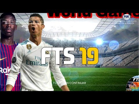 How To Download FTS 19  (Juventus vs Real Madrid)