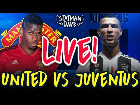 Manchester United 0-1 Juventus LIVE | Statman Dave Watchalong