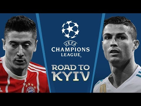 Bayern Munchen vs Real Madrid – CHAMPIONS LEAGUE SEMI-FINAL DRAW 2018