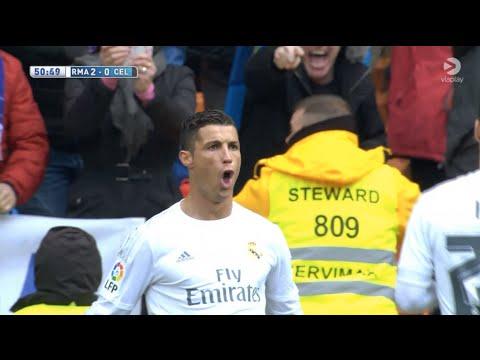 Real Madrid vs Celta Vigo 7-1 All Goals 03-05-2016