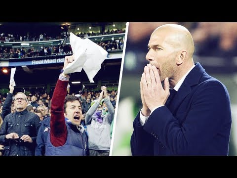 Why are Real Madrid fans starting to hate Zidane? | Oh My Goal