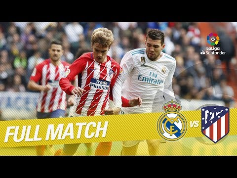 Full Match Real Madrid vs Atlético de Madrid LaLiga 2017/2018