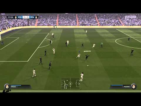Fifa 15 real Madrid black or white