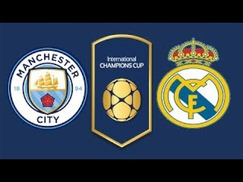 Real Madrid vs Manchester City Live Stream 07/27/2017