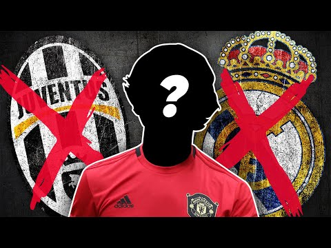 Manchester United Beat Real Madrid & Juventus To €120m European Wonderkid?! | Transfer Review