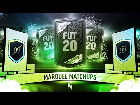 MARQUEE MATCHUPS SOLUTIONS! (Arsenal Vs Man Utd, Atl Madrid Vs Real Madrid) – FIFA 20 Ultimate Team