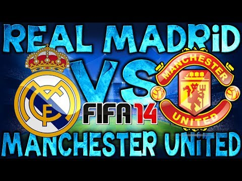 XBOX ONE: Fifa 14 | MrQuoty Vs Un abonné (Samy) | Real Madrid Vs Manchester United